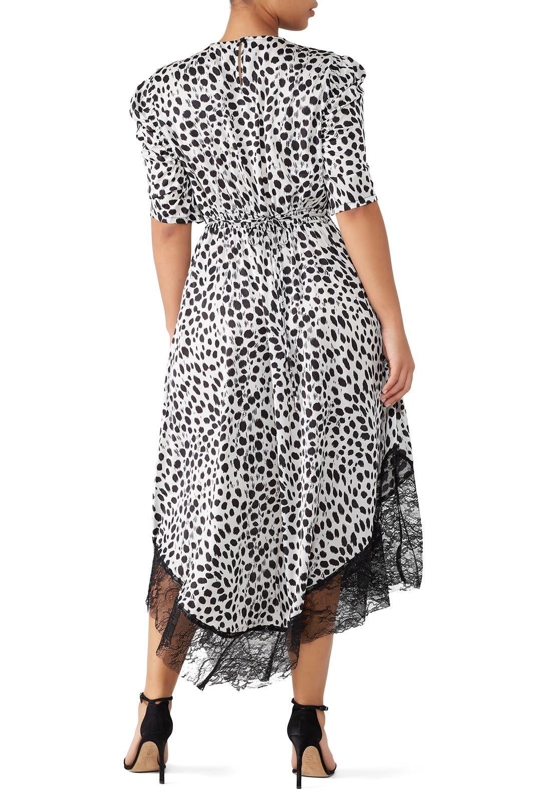 c2ebcd916ab Wispy Floral Print Midi Dress – DACC