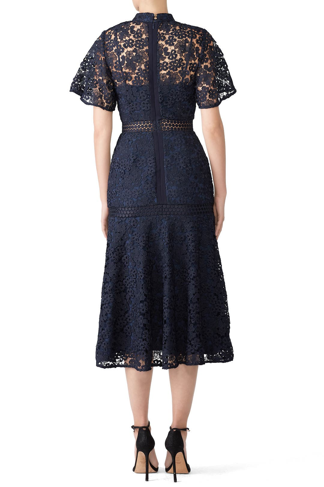 03d60839cc4d Utopia Lace Midi Dress by Keepsake for  30 -  45
