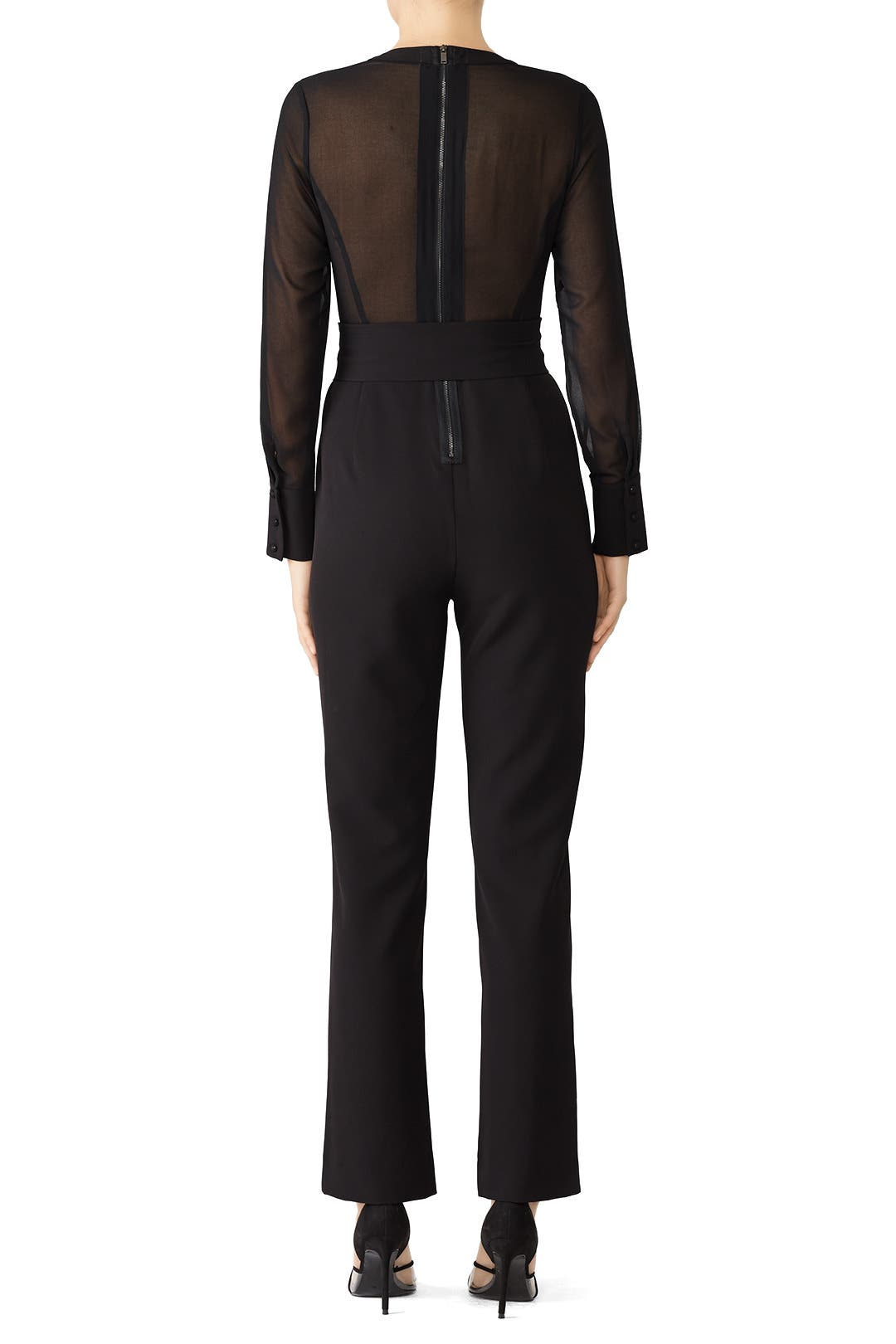 65c600498f7 Chiffon Sleeve Jumpsuit by RACHEL ROY COLLECTION for  30 -  40 ...