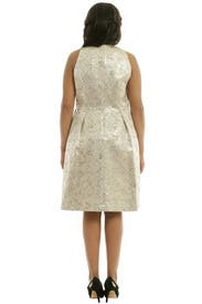 Social Butterfly Dress by Carmen Marc Valvo