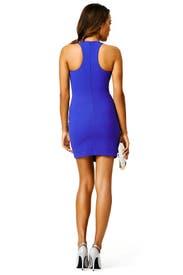 Blue Streak Dress by Elizabeth and James