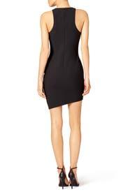 Black Bridget Dress by Elizabeth and James