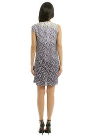Ombre Georgette Dress by Yigal Azrouël