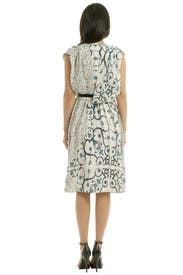 Tangled Vines Dress by Peter Som