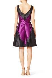 Violet Femme Dress by Theia