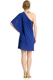 Draped Dream Dress by Mark & James by Badgley Mischka