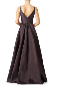 Calla Lily Gown by ML Monique Lhuillier