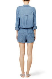 Rivet Romper by Free People