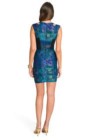 Kaleidoscope Cut Out Dress by Proenza Schouler