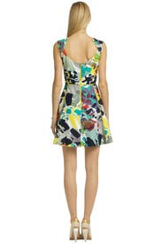 Piece It Together Dress by Rachel Roy