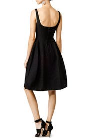 Jet Black Dress by Jill Jill Stuart