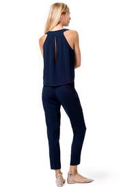 Anchors Away Jumpsuit by Trina Turk