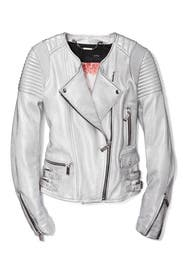 Thriller Biker Jacket by Barbara Bui