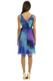 Powder Print Dream Dress by Matthew Williamson