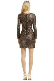 Rich And Famous Dress by Mark & James by Badgley Mischka