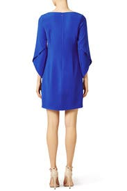 Cobalt Manhattan Mod Shift by Laundry by Shelli Segal
