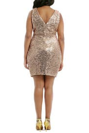 Chrysler at Night Dress by Badgley Mischka