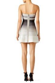 Shea Ombre Dress by Hervé Léger