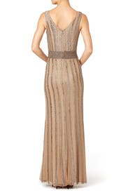 Gold Coast Gown by pamella by pamella roland