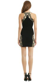 Swirl My Way Dress by David Koma