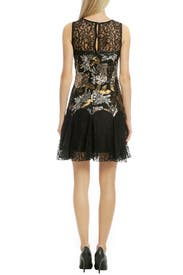 Like To Party Dress by Nicole Miller