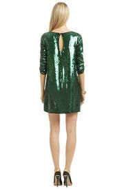 Make It Rain Dress by Shoshanna