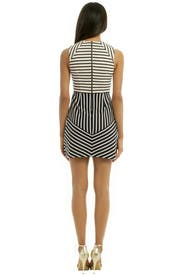 Day and Night Stripe Dress by 10 CROSBY DEREK LAM