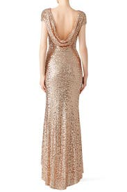Award Winner Gown by Badgley Mischka