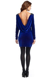 Sapphire Star Dress by Mark & James by Badgley Mischka