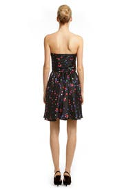 Confetti Dot Dress by Halston Heritage