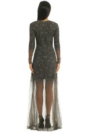 Dathen Foddess Gown by Theyskens Theory