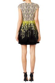 Falling Flowers Dress by Giambattista Valli