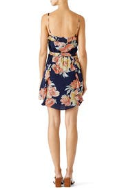 Floral Foxglove Dress by Joie