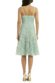 Spearmint Alina Dress by Nanette Lepore