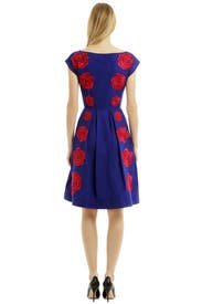 Paint A Rose Dress by Moschino