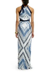 Seahorse Print Maxi by Philosophy