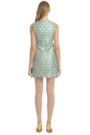 Mint in Manhattan Shift by Diane von Furstenberg
