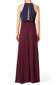 Color Code Gown by Jill Jill Stuart