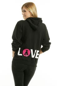 Rent the Runway LOVE Hoodie by RTR On Campus