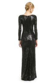 Sequin Remix Gown by Badgley Mischka