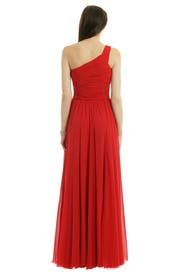 Nepal Sunset Gown by Halston Heritage
