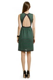 Triangle Gumdrop Dress by M Missoni