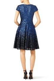 Natasha Dress by Badgley Mischka