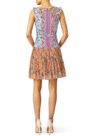 Elodie Lunar Flight Dress by SALONI