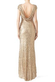 Night at the Oscars Gown by Badgley Mischka