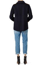 Seaside Pea Coat by Derek Lam 10 Crosby