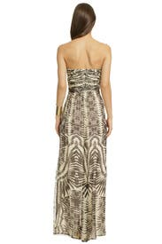 Tribal Ceremony Gown by Twelfth Street by Cynthia Vincent
