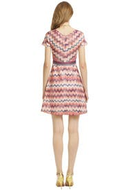 Lightning Strike Dress by Missoni