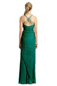 In a Bind Gown by Carlos Miele