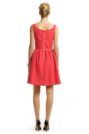Dollface Scoop Dress by Peter Som
